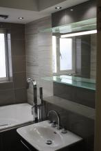 New fitted bathroom lytham